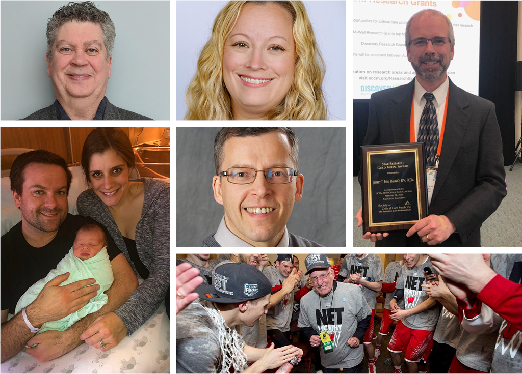 Elliott Sogol, Jeanine Abrons, Jeff Fish, Tyler Liebenstein, Bill Doucette, and Otto Puls are featured in Class Notes