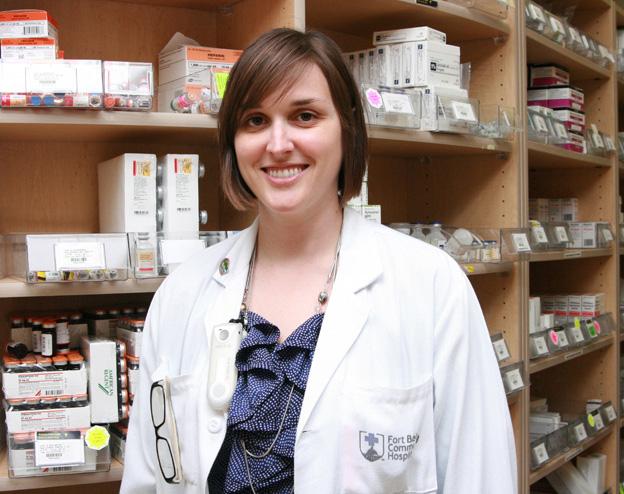hospital pharmacist