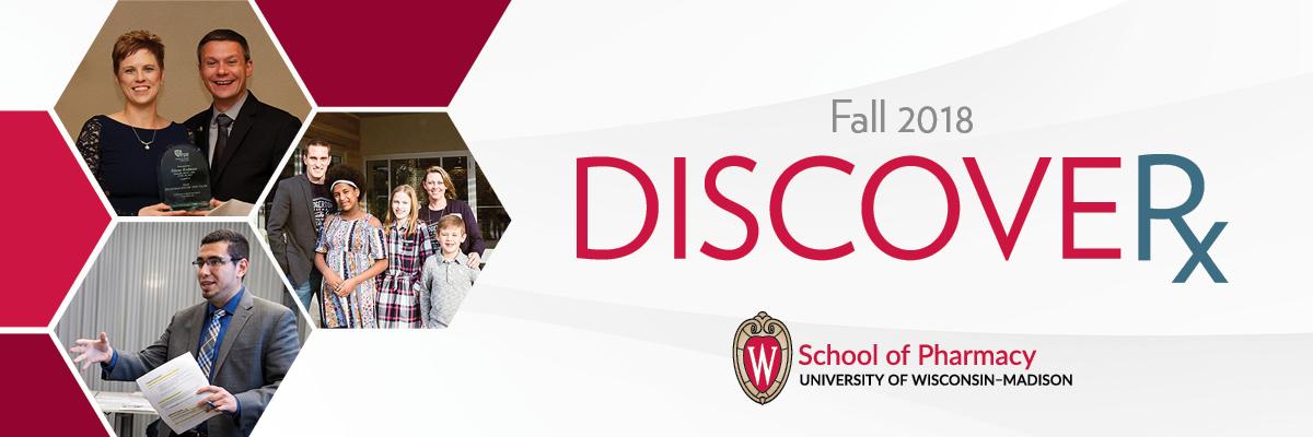 Fall 2018 DiscoveRx masthead