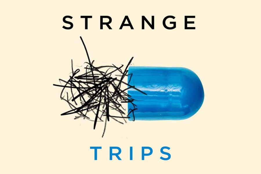 Strange Trips book cover