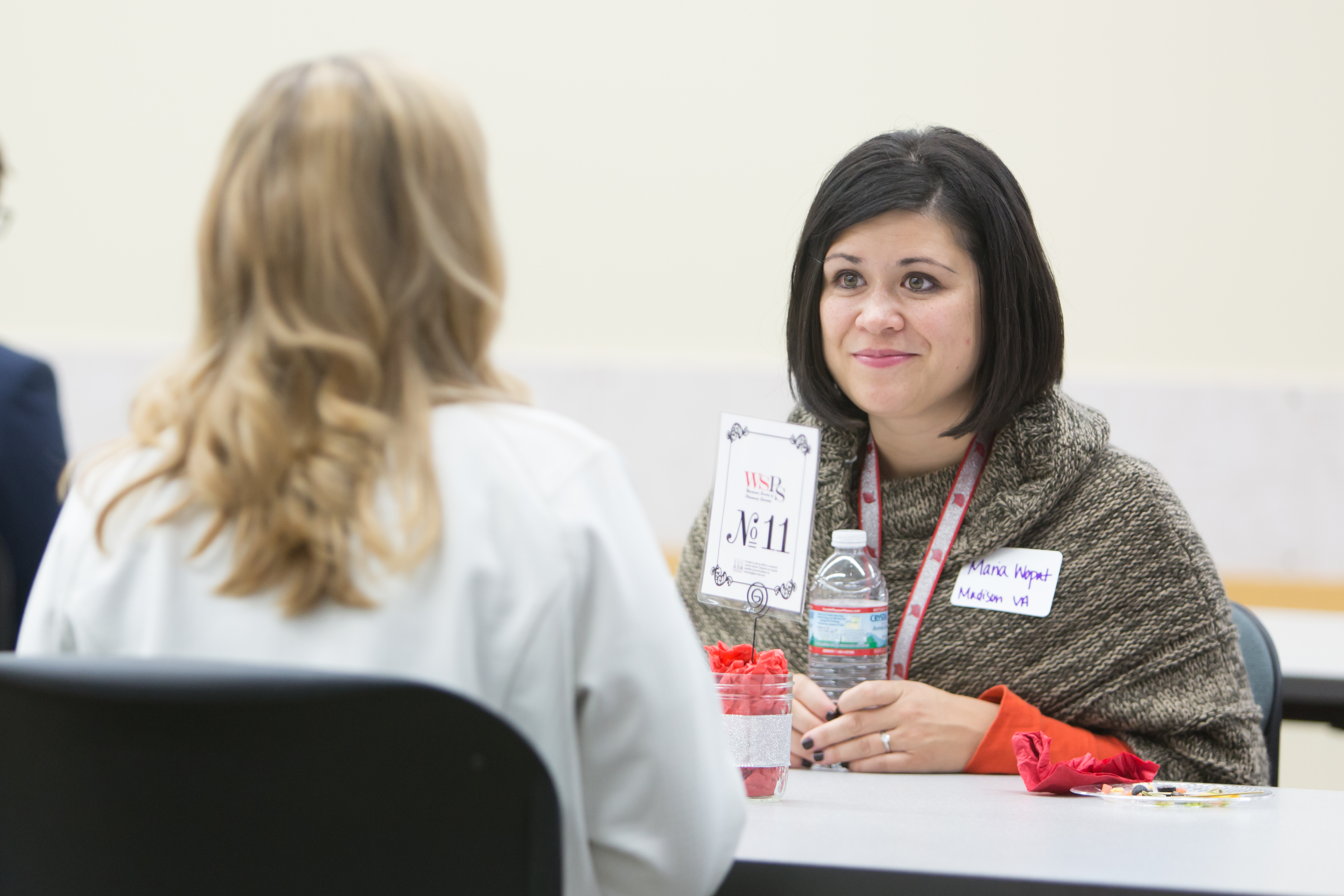 Roundtable Networking with alumna Maria Wopat